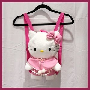 (NWOT) Vintage 90's Hello Kitty Backpack